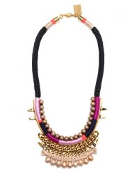 Lizzie Fortunato | Multicolor Shibuya Crossing Necklace | Lyst