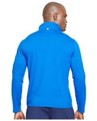 Polo Ralph Lauren - Blue Polo Sport Stretch-jersey Pullover for Men - Lyst