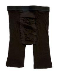 Spanx | Black Compression Fit Boxer Shorts for Men | Lyst