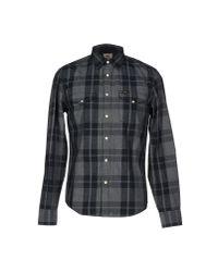 Lee Jeans - Black Shirt for Men - Lyst