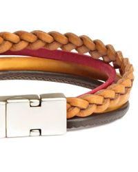H&M | Orange Bracelet for Men | Lyst