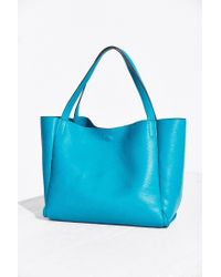 Silence + Noise | Blue Modern Tote Bag | Lyst