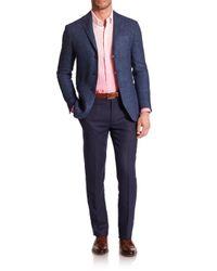 Polo Ralph Lauren | Blue Morgan Linen Sportcoat for Men | Lyst