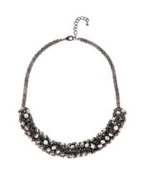 Hobbs - Metallic Leonie Necklace - Lyst