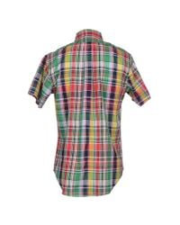 Woolrich - Multicolor Shirt for Men - Lyst