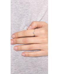 Shashi - Metallic Dillion Ring - Lyst