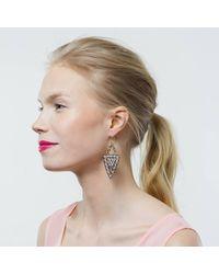 Lulu Frost - Brown Galaxy Earrings - Lyst
