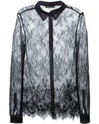 DIESEL - Black 'c-mira-g' Shirt - Lyst