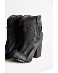 Jeffrey Campbell | Black Showdown Ankle Boot | Lyst