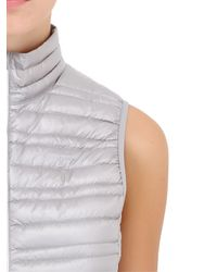 Patagonia | Gray Ultralight Down Vest | Lyst