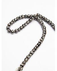 Free People - Natural Kipu Tassel Mala Necklace - Lyst