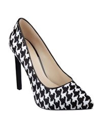 Nine West - Black Leapafaith Pointy Toe Pumps - Lyst