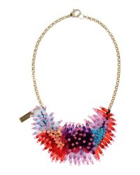 Ken Samudio - Purple Necklace - Lyst