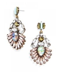 BaubleBar | Pink Anemone Drops | Lyst