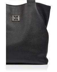 ESCADA | Black Shopping Bag Ab469 | Lyst