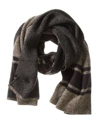 Banana Republic | Brown Heritage Wolf Scarf for Men | Lyst