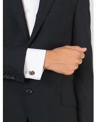 Paul Smith - Black Paint Pallet Cufflinks for Men - Lyst