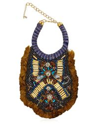 Anita Quansah London | Multicolor Nora Necklace | Lyst
