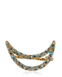 Carolina Bucci | Blue Smile Ring | Lyst