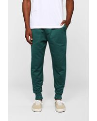 BDG - Green Knit Jogger Pant for Men - Lyst