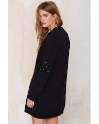 Foxiedox | Black Chloe Knit Sweater | Lyst