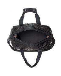 Adidas By Stella McCartney - Black Small Printed Gym Bag - Lyst