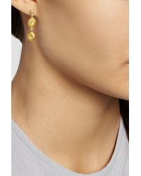Yossi Harari - Metallic Roxanne 24-Karat Gold Earrings - Lyst