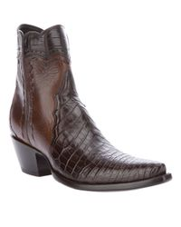 Stallion Boots & Leather Goods | Brown Zorro Gallegos Boots | Lyst