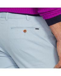 Polo Ralph Lauren - Blue Custom-fit Lightweight Chino for Men - Lyst