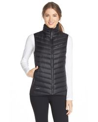 Helly Hansen - Blue 'verglas' Down Insulator Vest - Lyst