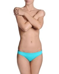 Oakley - Blue Swim Brief - Lyst