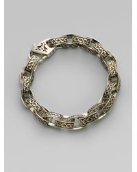 Stephen Webster | Metallic Carved Thorn Bracelet for Men | Lyst