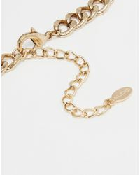 ALDO | Metallic Princes Necklace | Lyst