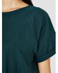 SIDELINE   Blue Eva Dress Dark Green   Lyst