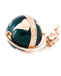 True Rocks | Metallic Large Globe Pendant | Lyst