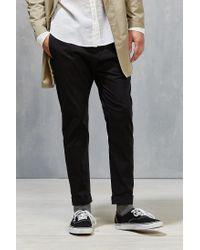 Zanerobe - Black High Street Chino Pant for Men - Lyst