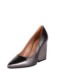 Raoul - Metallic Pointed Wedge - Lyst