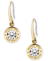 Michael Kors | Metallic Mkj5337710 Ladies Earrings | Lyst
