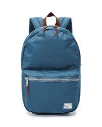 Herschel Supply Co. - Blue Lawson Backpack - Lyst