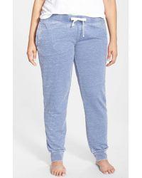 Honeydew Intimates - Blue 'undrest' Jogger Pants - Lyst