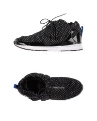 Gourmet - Black High-tops & Trainers - Lyst