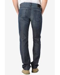 Hudson Jeans - Blue Byron Straight for Men - Lyst