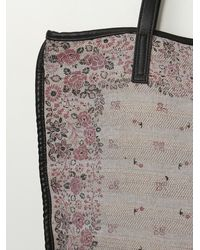 Free People | Gray Sun Valley Tote | Lyst