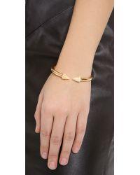 Vita Fede - Metallic Mini Titan Stone Bracelet - Lyst
