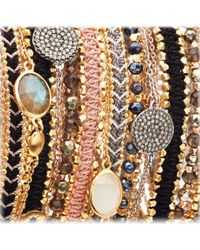 Astley Clarke - Metallic London Blue Topaz Prismic Bracelet - Lyst