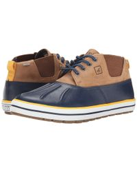 Sperry Top-Sider | Blue Fowl Weather Chukka for Men | Lyst