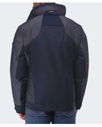 BOSS Green - Blue Jabs Jacket for Men - Lyst