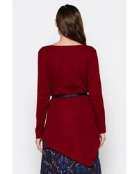 Joie | Red Tambrel Sweater | Lyst