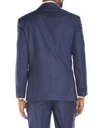 Saint Laurent - Blue Suit for Men - Lyst