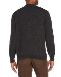 Premise Studio - Multicolor Classic Wool Cardigan for Men - Lyst
